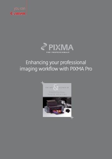 Pixma Pro Mag HiRes.qxd - Wex Photographic