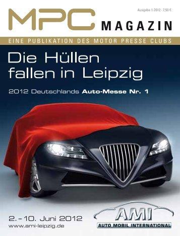 auto des jahres 2012. - Motor Presse Club eV