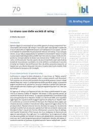 LO STRANO CASO DELLE SOC. DI RATING.pdf - Centro di Studi ...