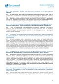 Q&A on the Eucomed Guidelines On Interactions with Healthcare ... - Page 5