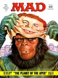MAD, issue 157, March 1973