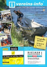 Download PDF - Vereins-info