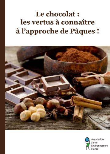 Chocolat  Bienfaits pour la santé  Santé Médecine