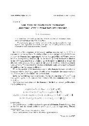 n - Matematychni Studii