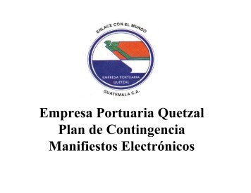 Plan contigencia_EDIFACT_Puerto_Quetzal.pdf - GS1