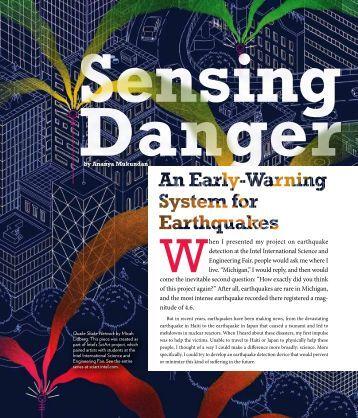 early warning system essay
