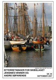 Efterretninger nr. 99, oktober 2007 - Jensine af Haderslev