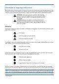 Manual de Instruções - UTAX NL - Page 3