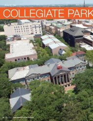 Collegiate Parking Challenges in an Urban Setting - International ...