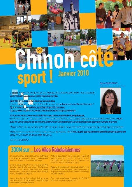 Janvier 2010 - Chinon