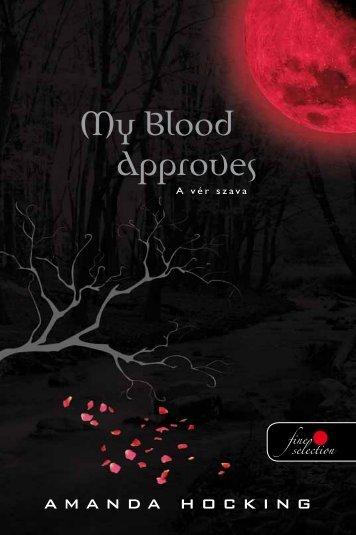 A vér szava - Könyvmolyképző