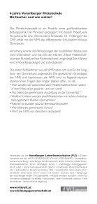 V orarlberger LehrerInneninitiative (VLI) - Unabhängige ... - Seite 2