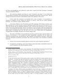 DRAFT EFFICIENCY, EQUITY AND LIBERALIZATION OF WATER ... - Page 3