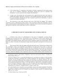 DRAFT EFFICIENCY, EQUITY AND LIBERALIZATION OF WATER ... - Page 4