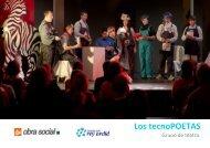 Tarjeón teatro. - Fundación Rey Ardid