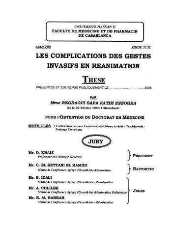 Thèse Regragui Safa Fatim ezzohra.pdf - Toubkal