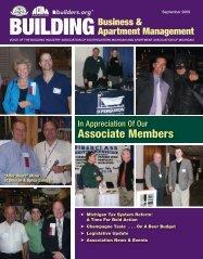 November 2009 - BIA of Southeastern Michigan