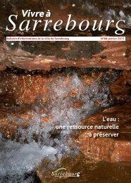 L'eau, une ressource naturelle à préserver - Site de la Mairie de ...