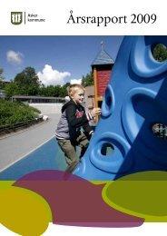 Årsrapport 2009 - Asker kommune