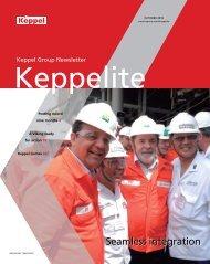 October 2010 - Keppel Corporation
