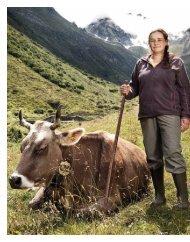 Naturverbunden Ganz traditionell bewirtschaftet Veronika Kartnig