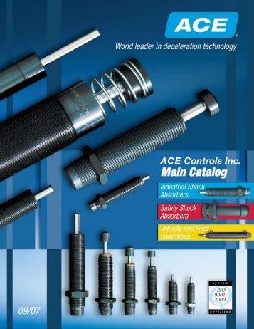 1. - Ace Controls Inc.