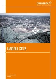 Landfill Sites (Engl.) (PDF / 781 KB) - Currenta