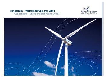 Untitled - windcomm schleswig-holstein