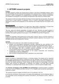 ARTEMIS Guide for Applicants 2009 - Page 5
