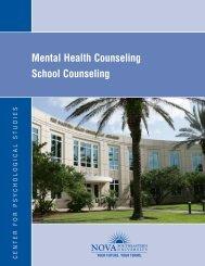 Download Application Packet - Center for Psychological Studies