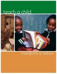 teach a child - NGLS