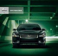 2012 maxIma - Spinelli Nissan