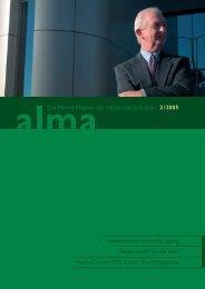 2/2005 - HSG Alumni - Universität St.Gallen
