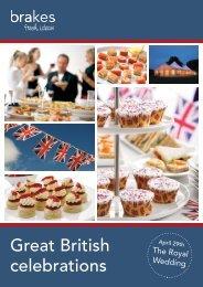 Great British celebrations - Brakes