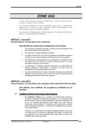 zone UG2 approbation - Ville d'Aubervilliers