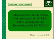 IES Manuel Losada Villasante