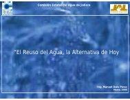 El Reuso del Agua, la Alternativa de Hoy - Comisión Estatal del ...