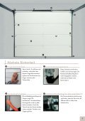 German Relante Literature 03-05.qxp - Raynor Garage Doors - Page 5