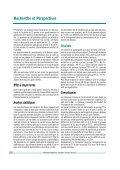 Re che rche et Pe rspecti ve s - CPASS - Université de Montréal - Page 4
