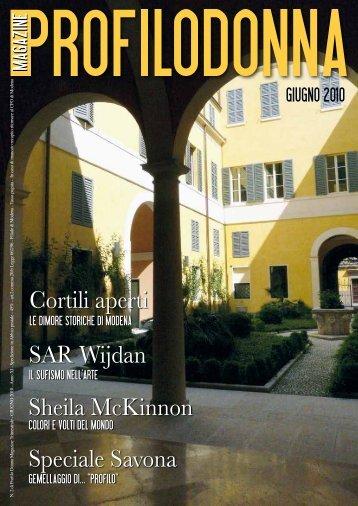 Giugno 2010 - Profilo Donna Magazine