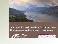 Presentation - Columbia River Gorge Commission