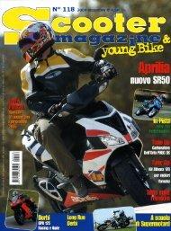 13 Dicembre 2004 >> Scooter magazine - www.vemarhelmets.it