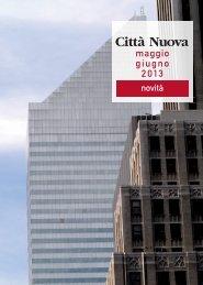 Catalogo maggio-giugno - Città Nuova Editrice