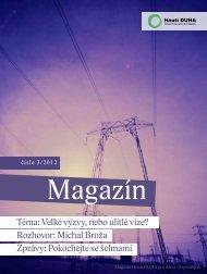 Magazín Hnutí DUHA 3/2012