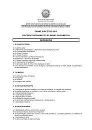 04) GEOGRAFIA - Ensino Fundamental - Secretaria de Educação ...