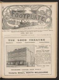 The Footplate: vol. 13, no. 4 (April-May, 1930)