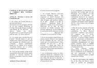 CAPÍTOL IV DE LES ELECCIONS A CÀRRECS DEL CONSELL ...