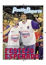 diario 111.indd - Pasión & Deporte