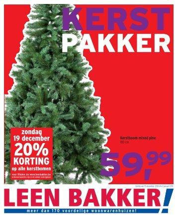KORTING - Leenbakker