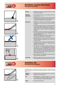 DUROSEAL Swelling Waterstops - Page 3